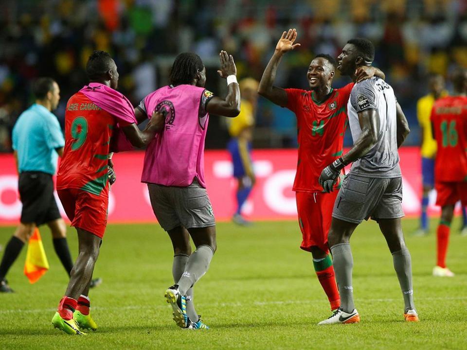 CAN2019: Guiné-Bissau perdeu na Zâmbia e complicou contas