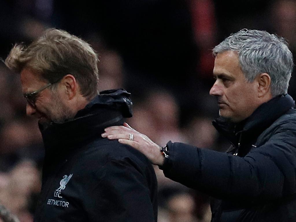 Mourinho: «Nunca fui bom nisso das rivalidades especiais»