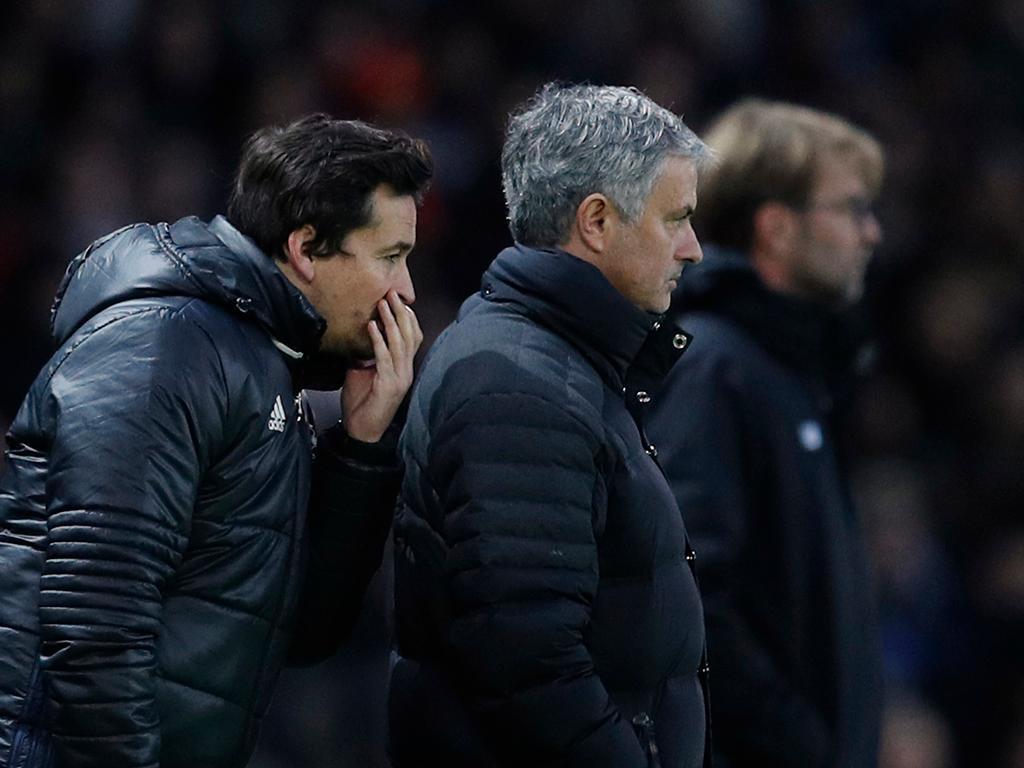 Rui Faria deixa o Manchester United