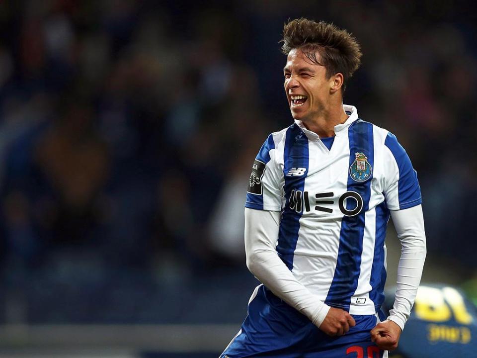 Óliver revela qual o jogo mais especial com a camisola do FC Porto