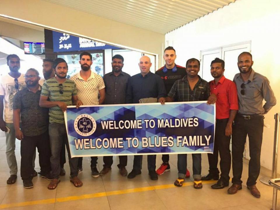 Depois de Neca, um novo treinador português nas Maldivas