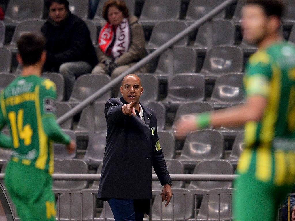 Pepa e o Nacional: «É um jogo de mata-mata»