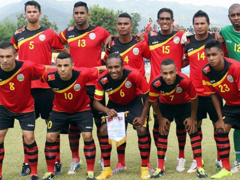 Timor-Leste suspenso por falsificar documentos de jogadores