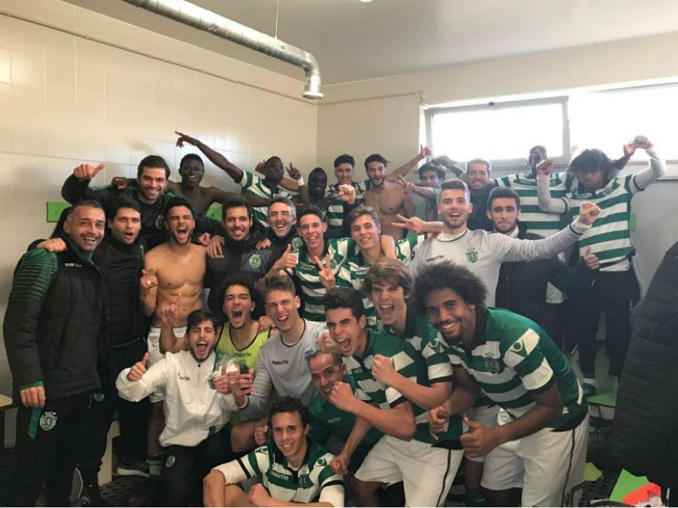 Juniores: Sporting vence FC Porto, V. Guimarães é o novo líder