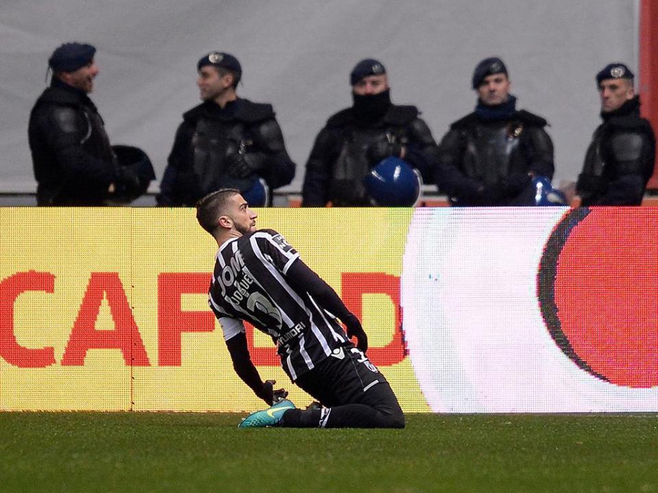 Bélgica: 90 minutos de Josué na vitória do Anderlecht
