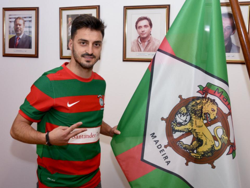 Marítimo: Luís Martins de volta aos convocados na Liga