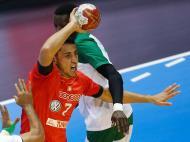 Andebol: Tunísia-Arábia Saudita (Reuters)
