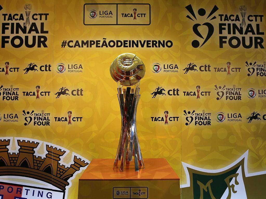 Taça da Liga: Real desclassificado, Belenenses repescado