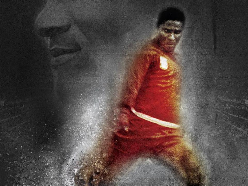 Eusébio: um filme para voltar a «estar com ele 90 minutos»
