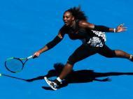 Serena Williams: 13,9 milhões de seguidores - 9,3 milhões de euros faturados