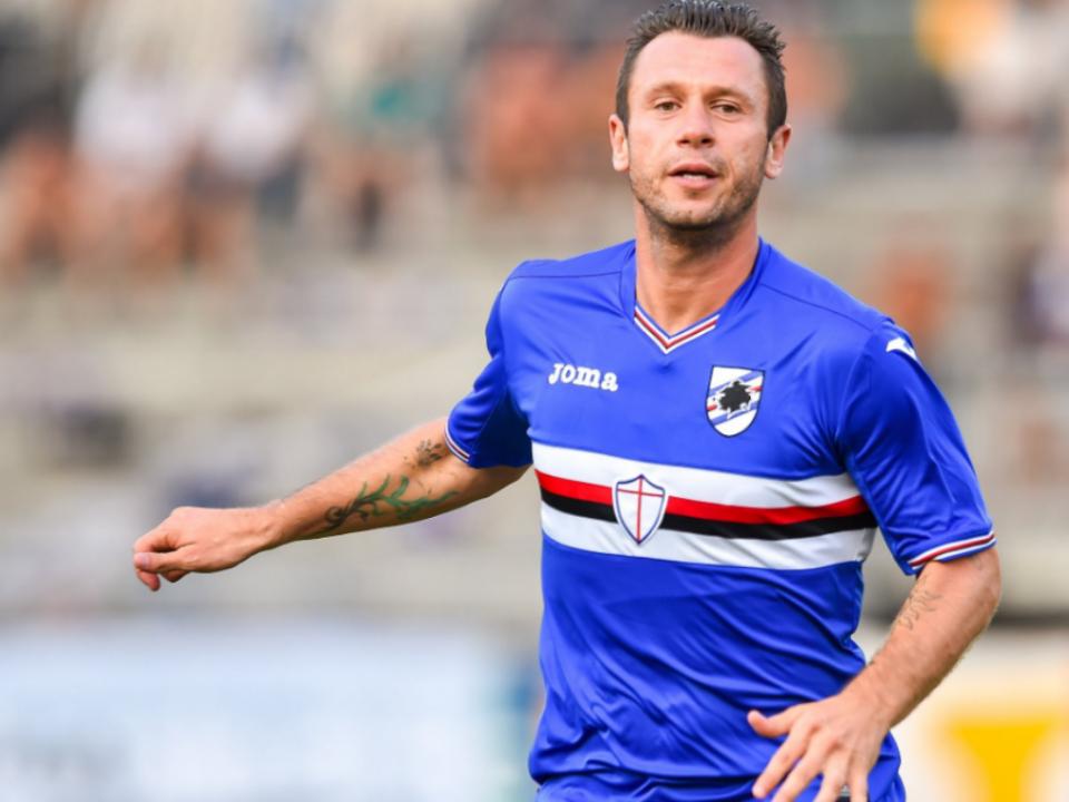 Cassano: «Não sei quando, mas é certo que quero continuar a jogar»