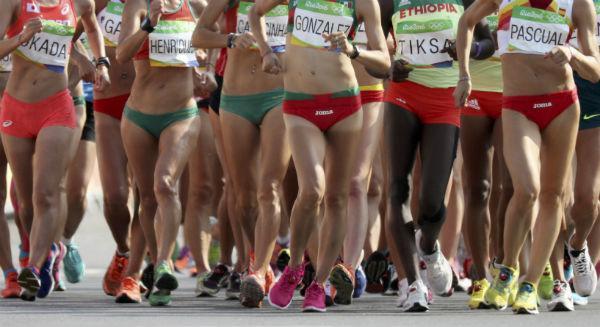 Vice-campeã europeia de marcha suspensa por doping