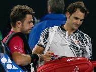Federer e Wawrinka (Reuters)