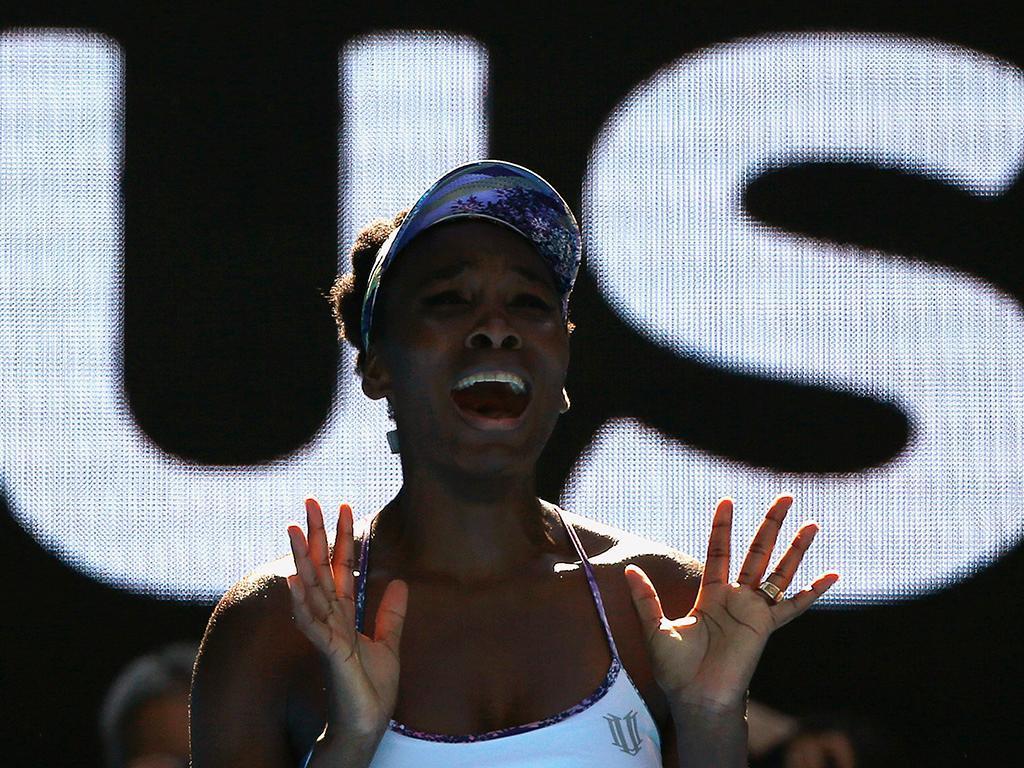 Segundo polícia americana, Venus Williams é culpada por acidente fatal
