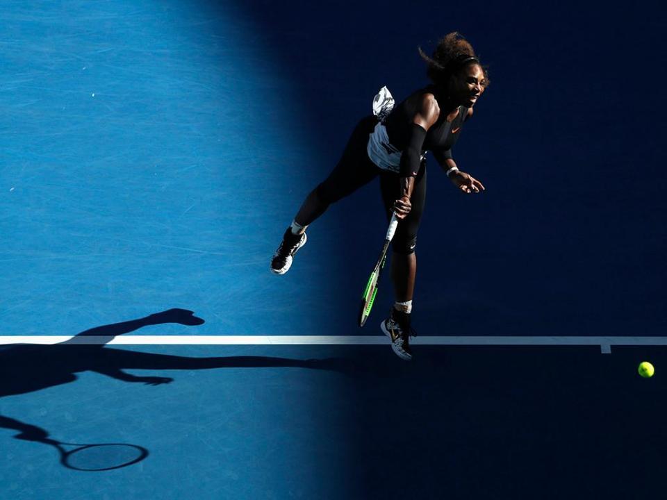 Ténis: Wimbledon dá estatuto de cabeça de série a Serena Williams