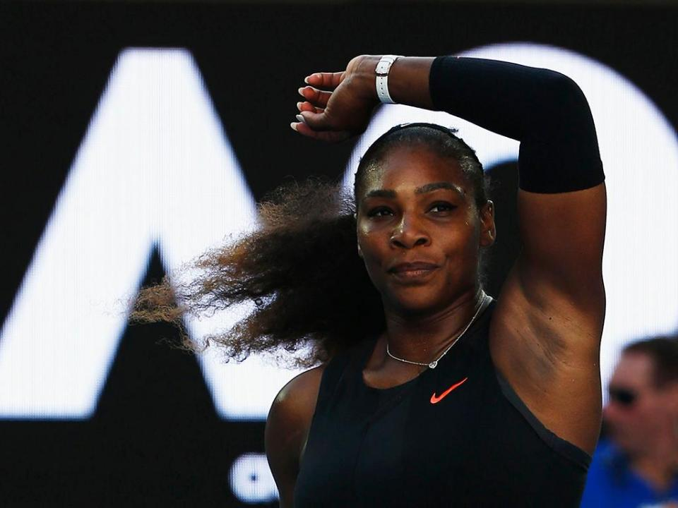 Serena Williams acusa organismos de controlo antidoping de «discriminação»