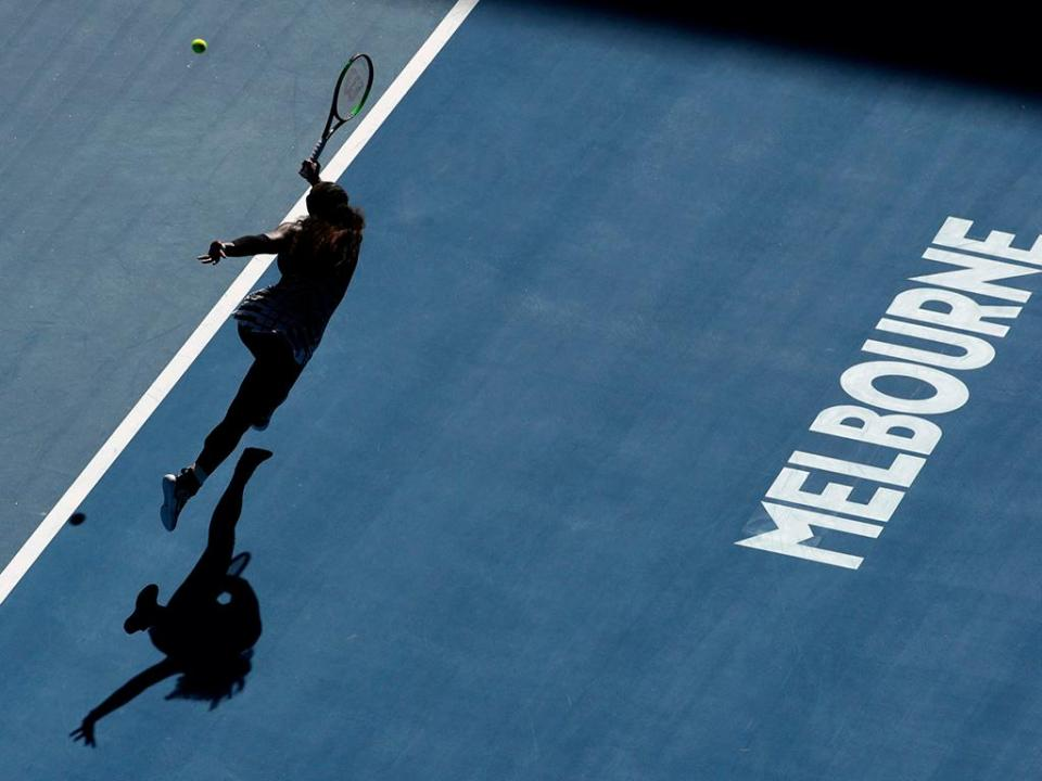 Open da Austrália: Simona Halep e irmãs Williams na terceira ronda