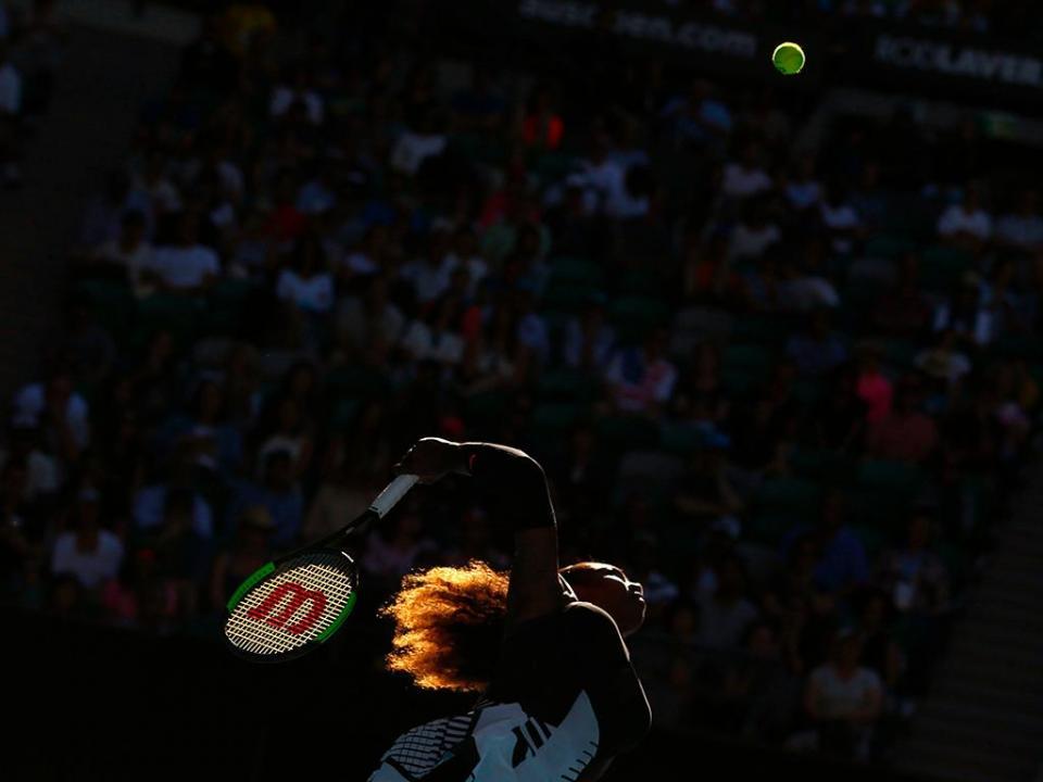 Wimbledon: Serena Williams está na sua décima final londrina
