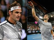 Federer e Dmitrov