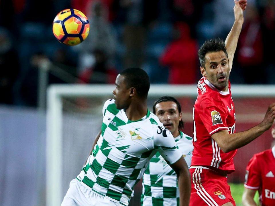 Moreirense-Benfica (antevisão): pressão renovada