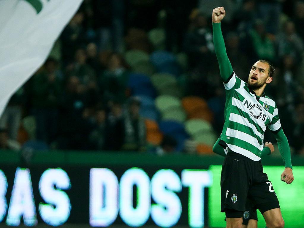 Sporting-P. Ferreira, 4-2 (resultado final)
