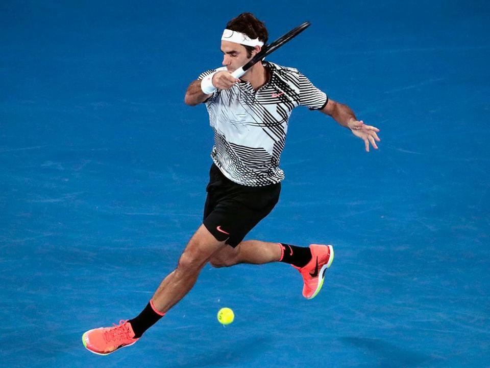 Grand Slam: Federer reforça recorde