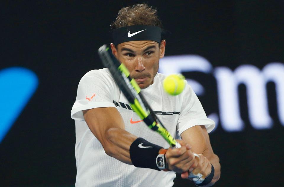 Rafael Nadal desiste do ATP Finals por lesão