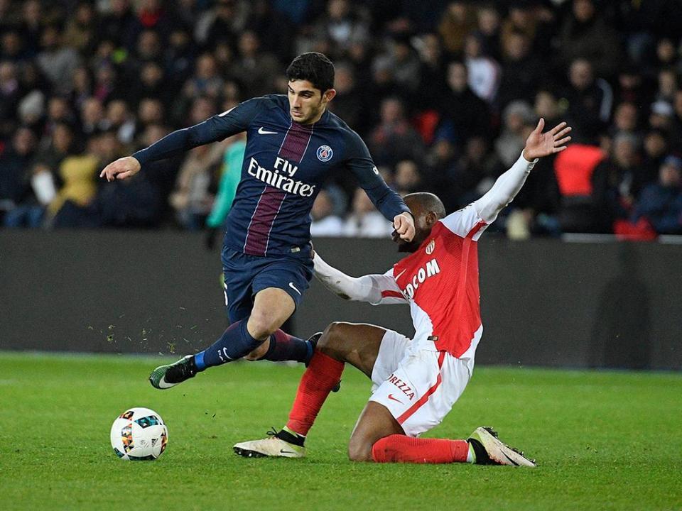 PSG: Guedes titular pela primeira vez, após quase um mês sem jogar
