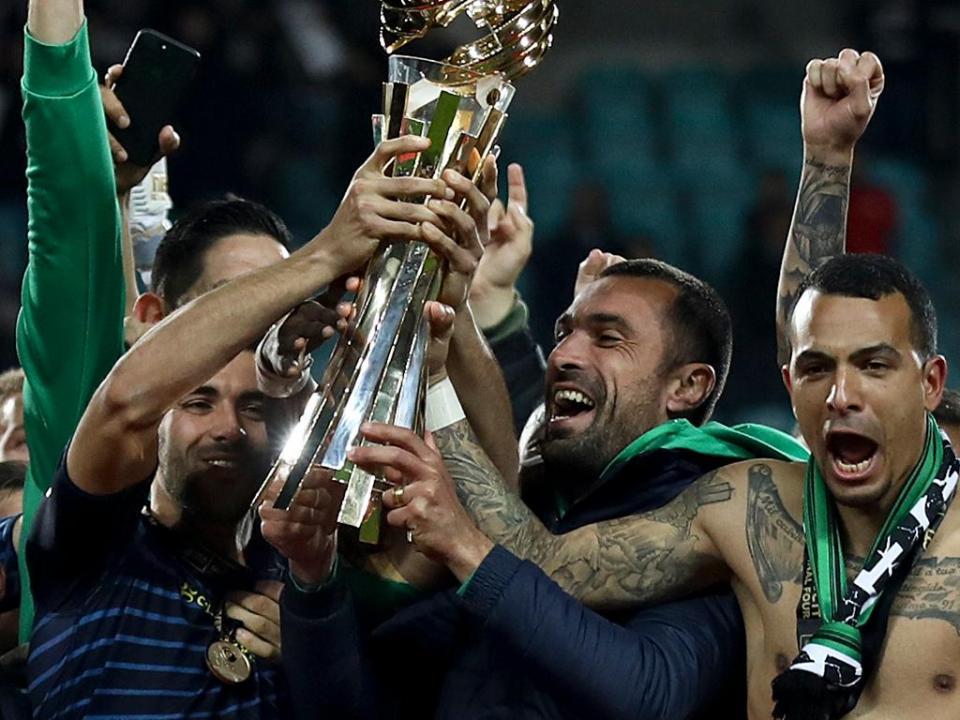 Taça da Liga: a composição final dos grupos