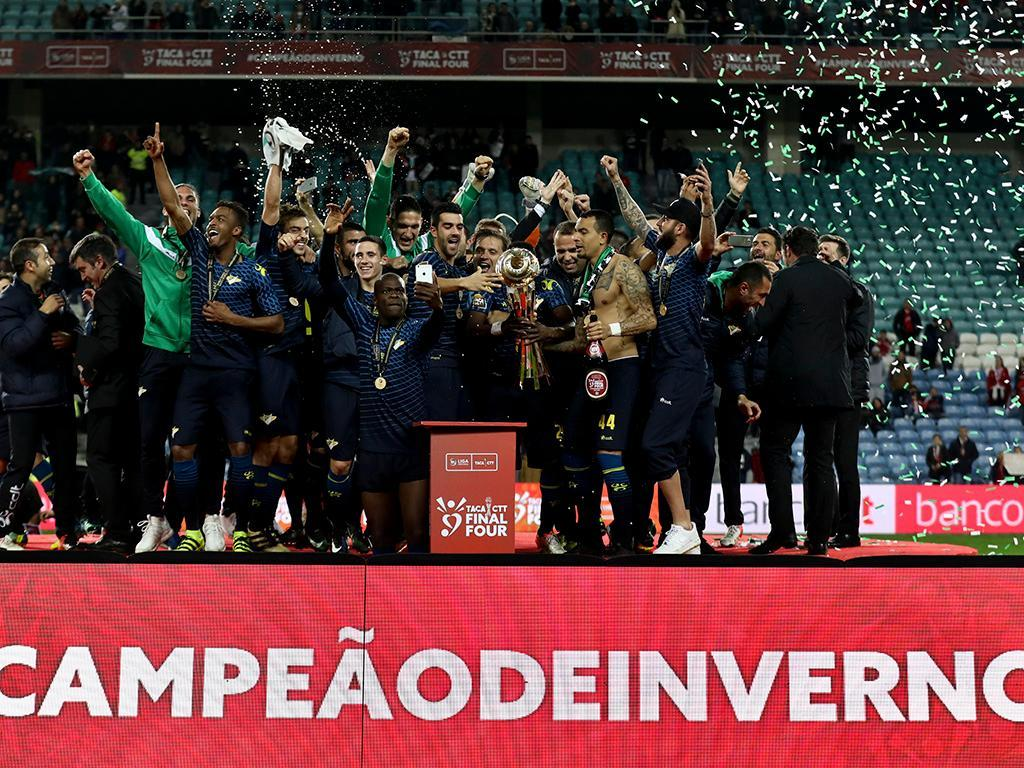Taça da Liga fecha ano futebolístico a 30 de dezembro