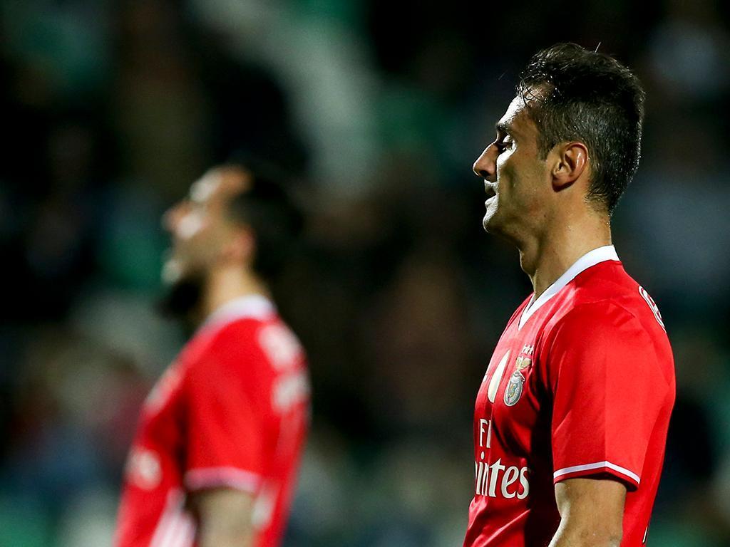 Bonfim bem composto para o Vitória-Benfica desta noite