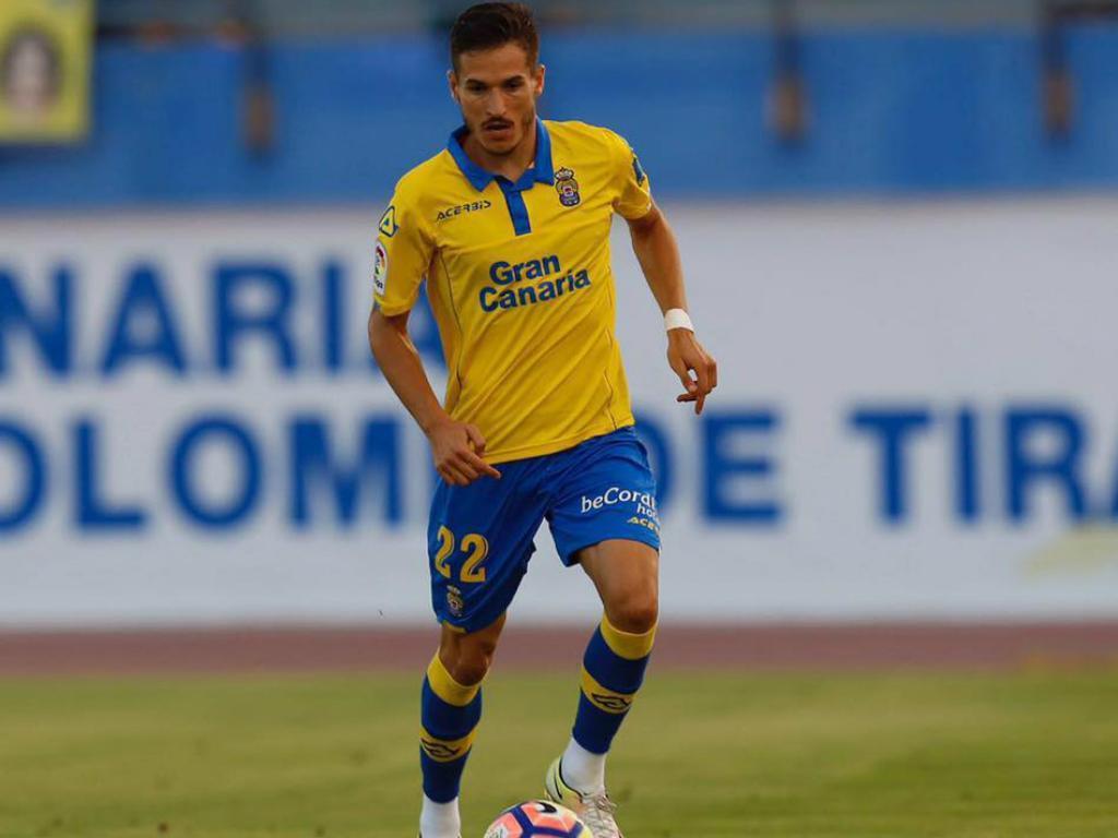 Hélder Lopes vai trocar o Las Palmas por Atenas