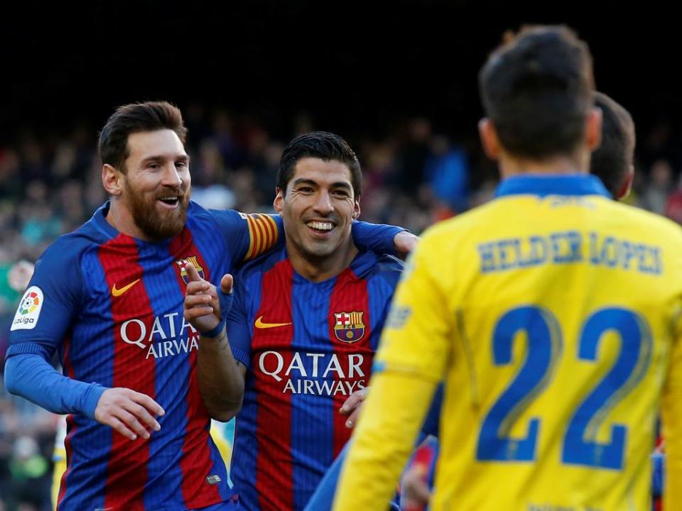 Bota de Ouro: Messi na frente, Bas Dost a par de Ronaldo
