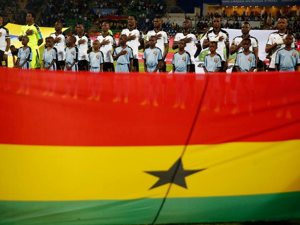 Ex-presidente da Federação do Gana banido do futebol
