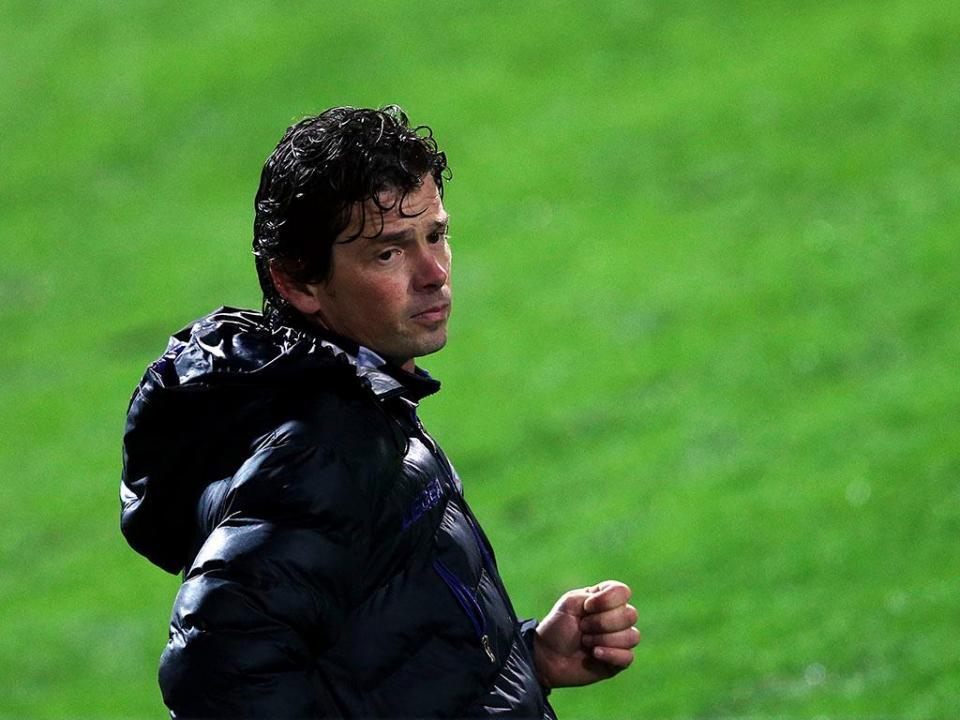Nuno Manta Santos: «Só há uma palavra no balneário, que é ganhar»