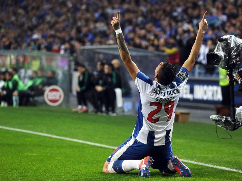 VÍDEO: é deste Tiquinho que o FC Porto precisa frente ao Liverpool