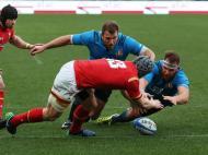 Ruby: Itália-País de Gales (Reuters)