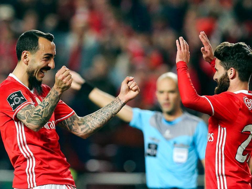 Feirense-Benfica (onzes): Rafa fica de fora