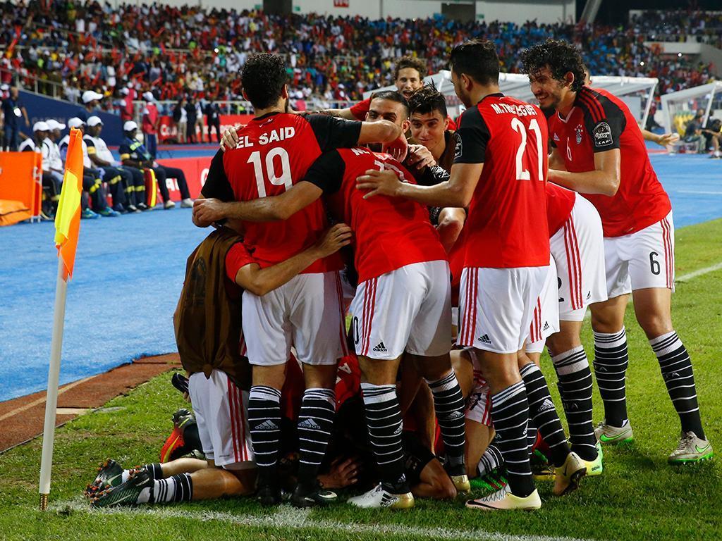 QF Mundial-2018: Egito garante apuramento com golo aos 90+5 minutos