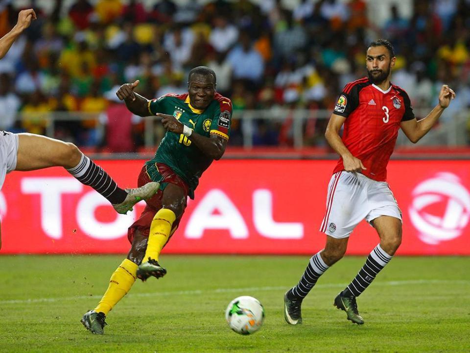 Aboubakar lesionou-se e falhou jogo dos Camarões