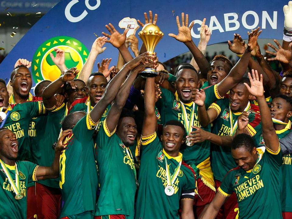 OFICIAL: Camarões fica sem a organização do CAN 2019