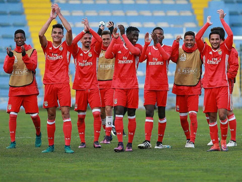 Youth League: Benfica vence CSKA e está na Final Four (2-0)