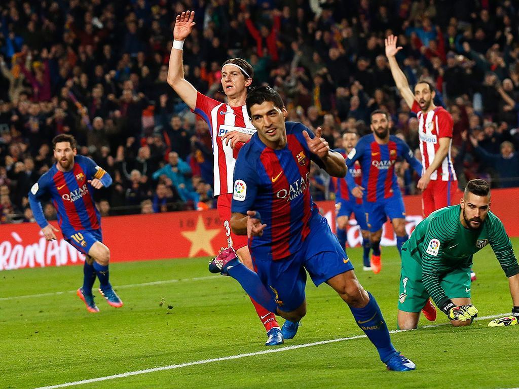 Taça do Rei três expulsões e Barcelona sofre para garantir final