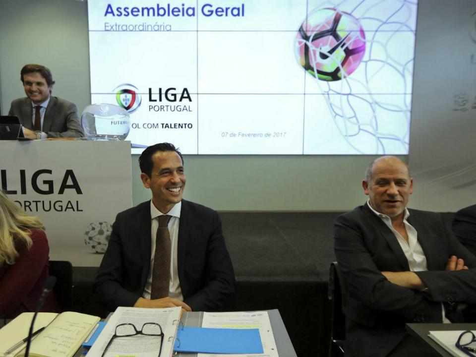 Liga marca AG extraordinária para 29 de dezembro
