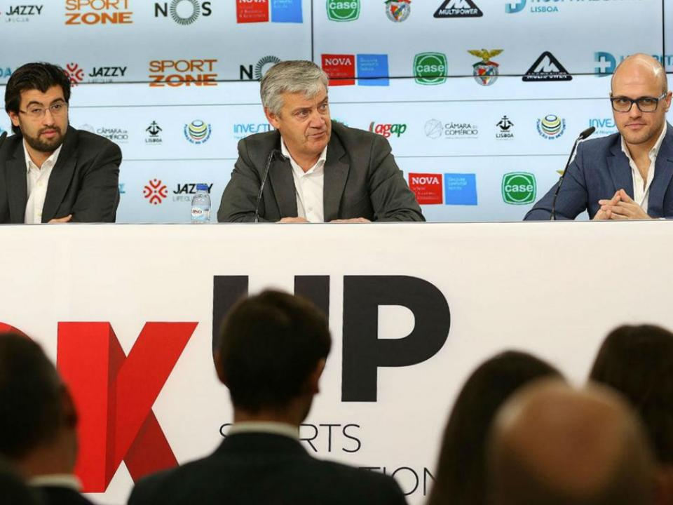 Benfica contra Liga Europeia que exclui «clubes com grande história»