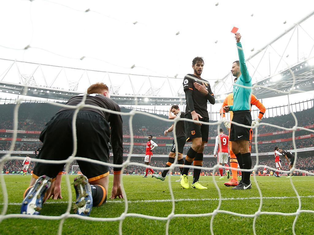 Hull City, de Marco Silva, arrisca castigo por não controlar os jogadores