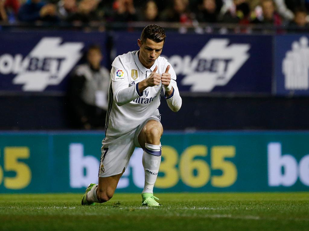 Real Madrid: Ronaldo no relvado e apto para o Nápoles