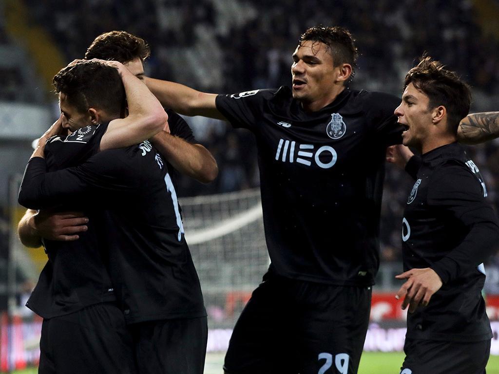 FC Porto perde em casa com a Juventus e compromete Champions