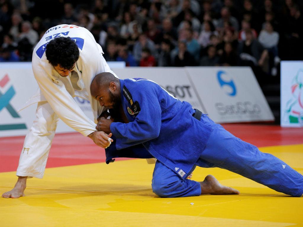Judo: Jorge Fonseca vence prata em Marrocos
