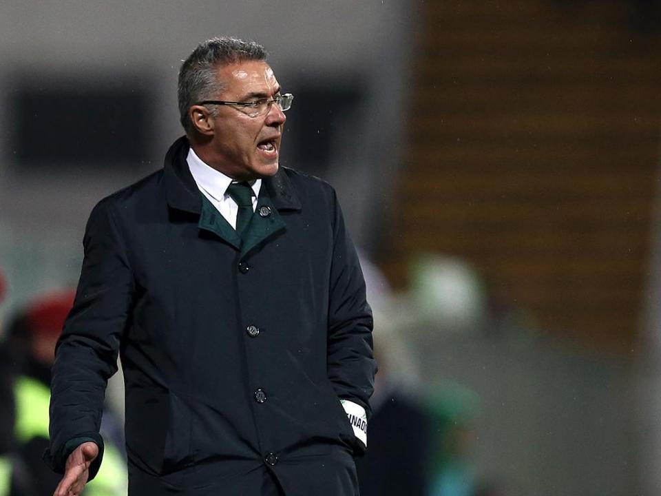 Sporting: Augusto Inácio já rescindiu o contrato